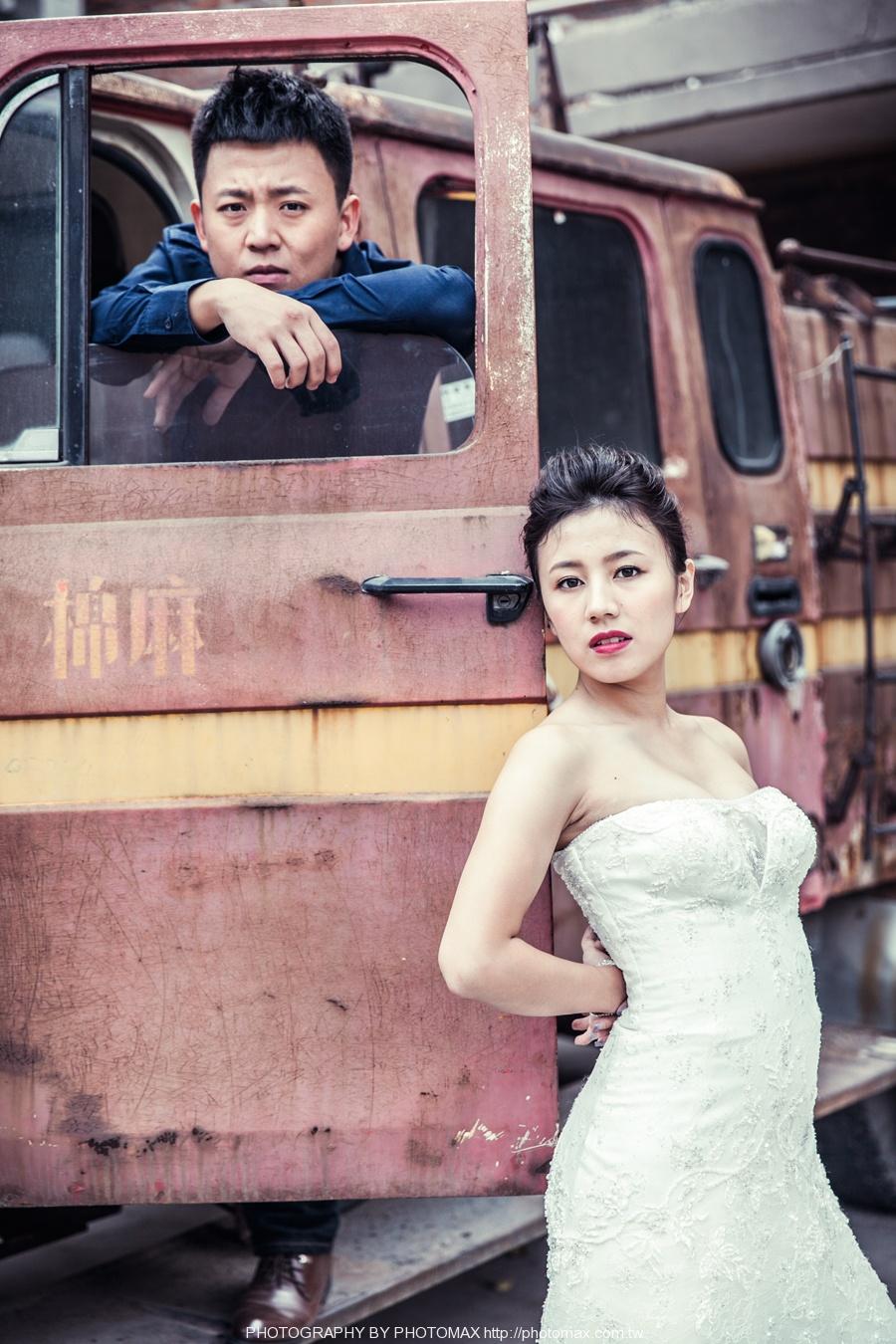耿苖苖 PHOTOMAX 老麦摄影 北京婚纱摄影 绕着世界拍爱情 (5)