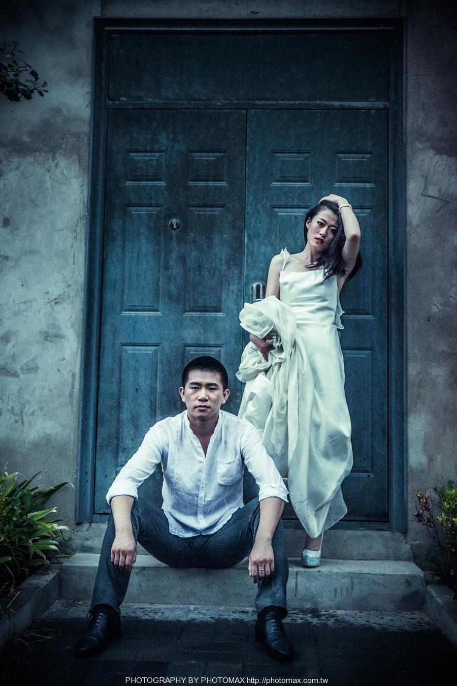 刘喆 PHOTOMAX 老麦摄影 绕着世界拍爱情 婚纱摄影 (5)