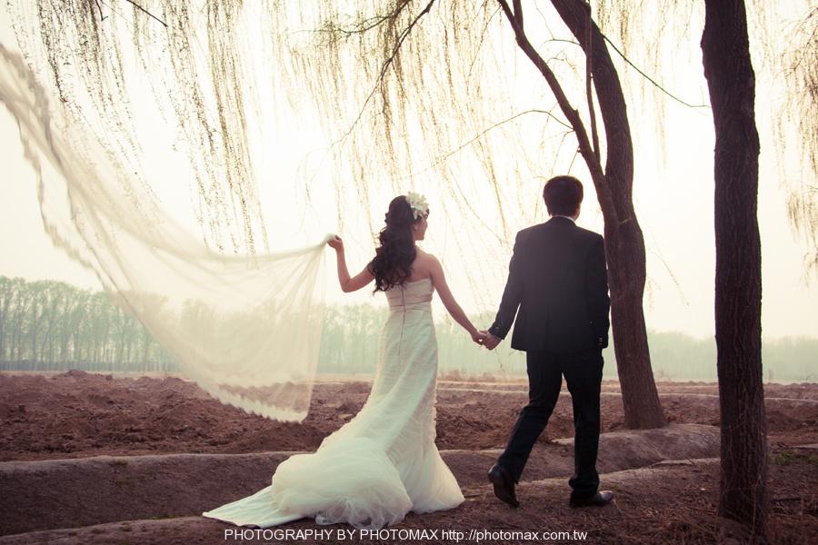 PHOTO MAX 孫苑菲 老麦摄影 北京婚纱摄影 旅拍 (5)