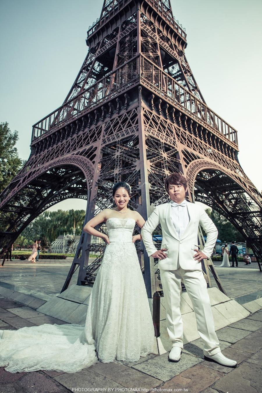 李艷萍 PHOTO MAX 老麦摄影 绕着世界拍爱情 婚纱摄影 (6)