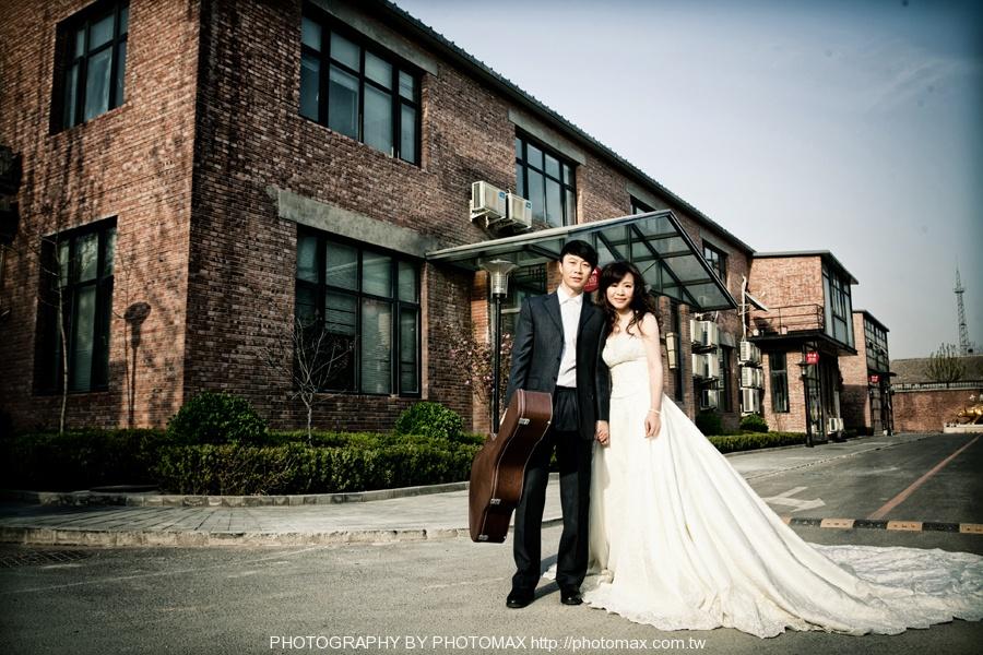 孫靜儀 PHOTOMAX 老麦摄影 北京婚纱摄影 (1)
