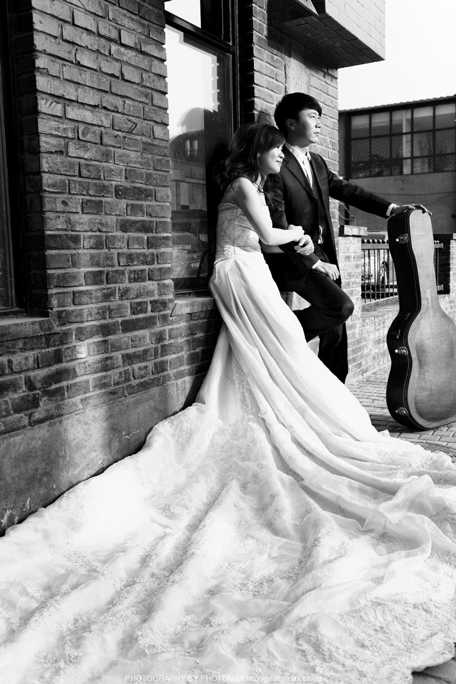 孫靜儀 PHOTOMAX 老麦摄影 北京婚纱摄影 (4)