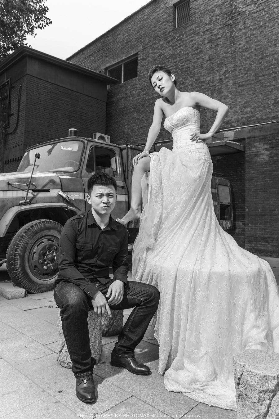 耿苖苖 PHOTOMAX 老麦摄影 北京婚纱摄影 绕着世界拍爱情 (2)