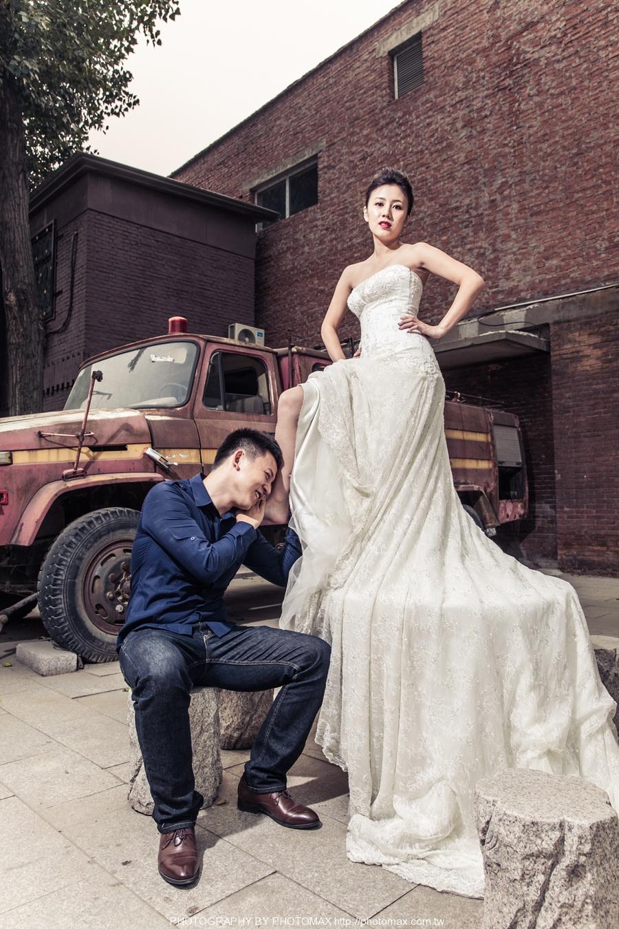 耿苖苖 PHOTOMAX 老麦摄影 北京婚纱摄影 绕着世界拍爱情 (3)