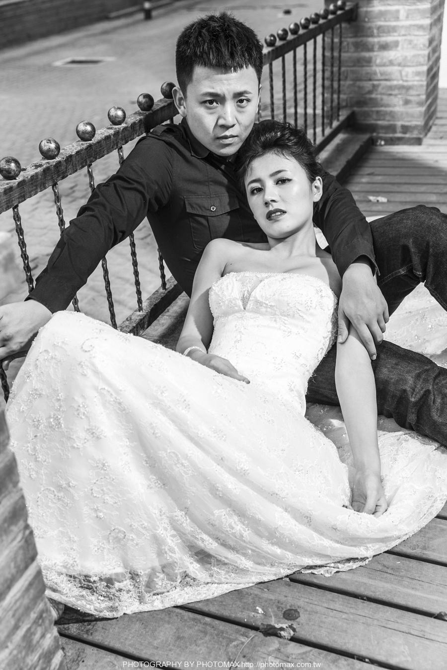 耿苖苖 PHOTOMAX 老麦摄影 北京婚纱摄影 绕着世界拍爱情 (8)