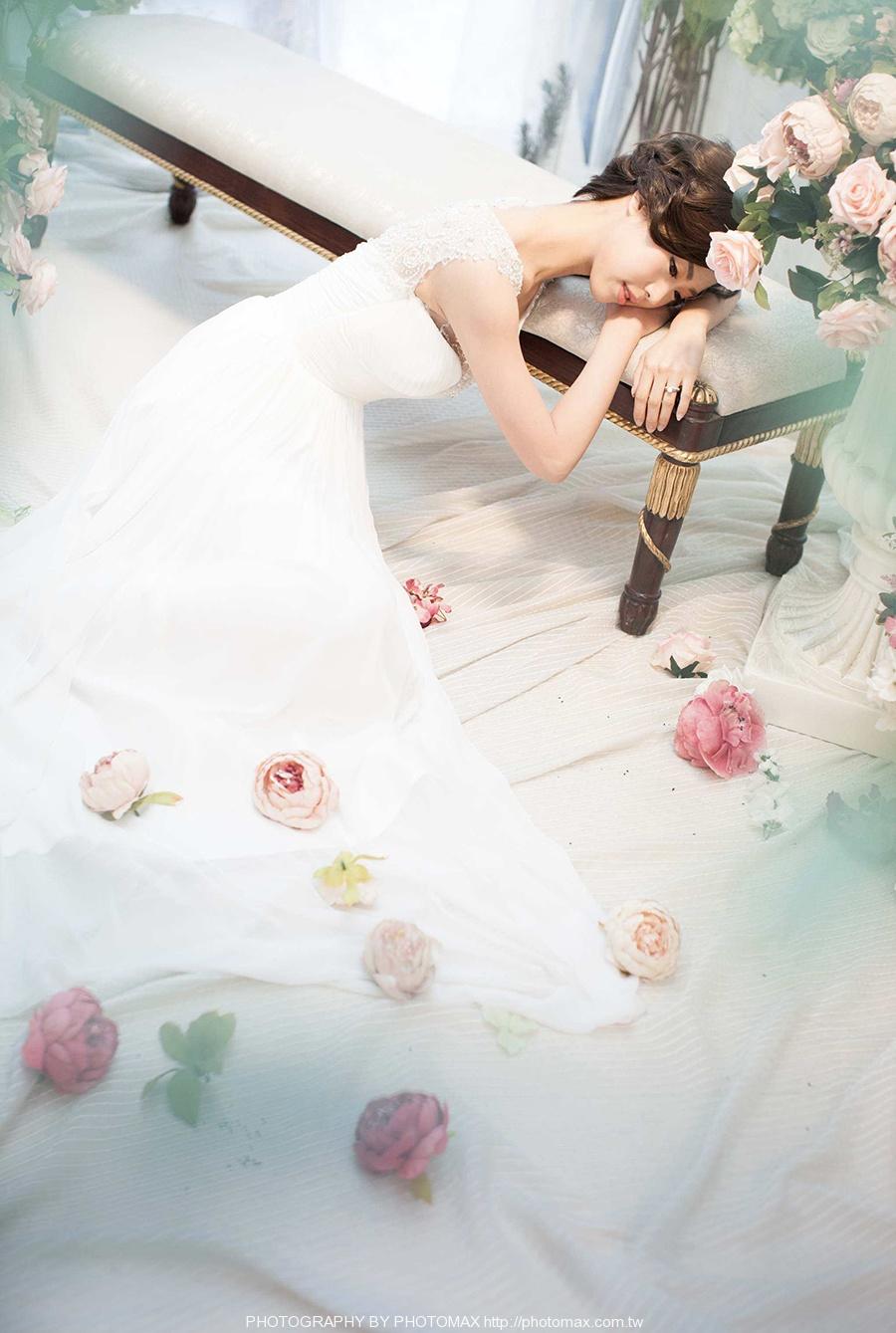 花语 PHOTO MAX 老麦摄影 韩式婚纱摄影 婚纱摄影 (2)