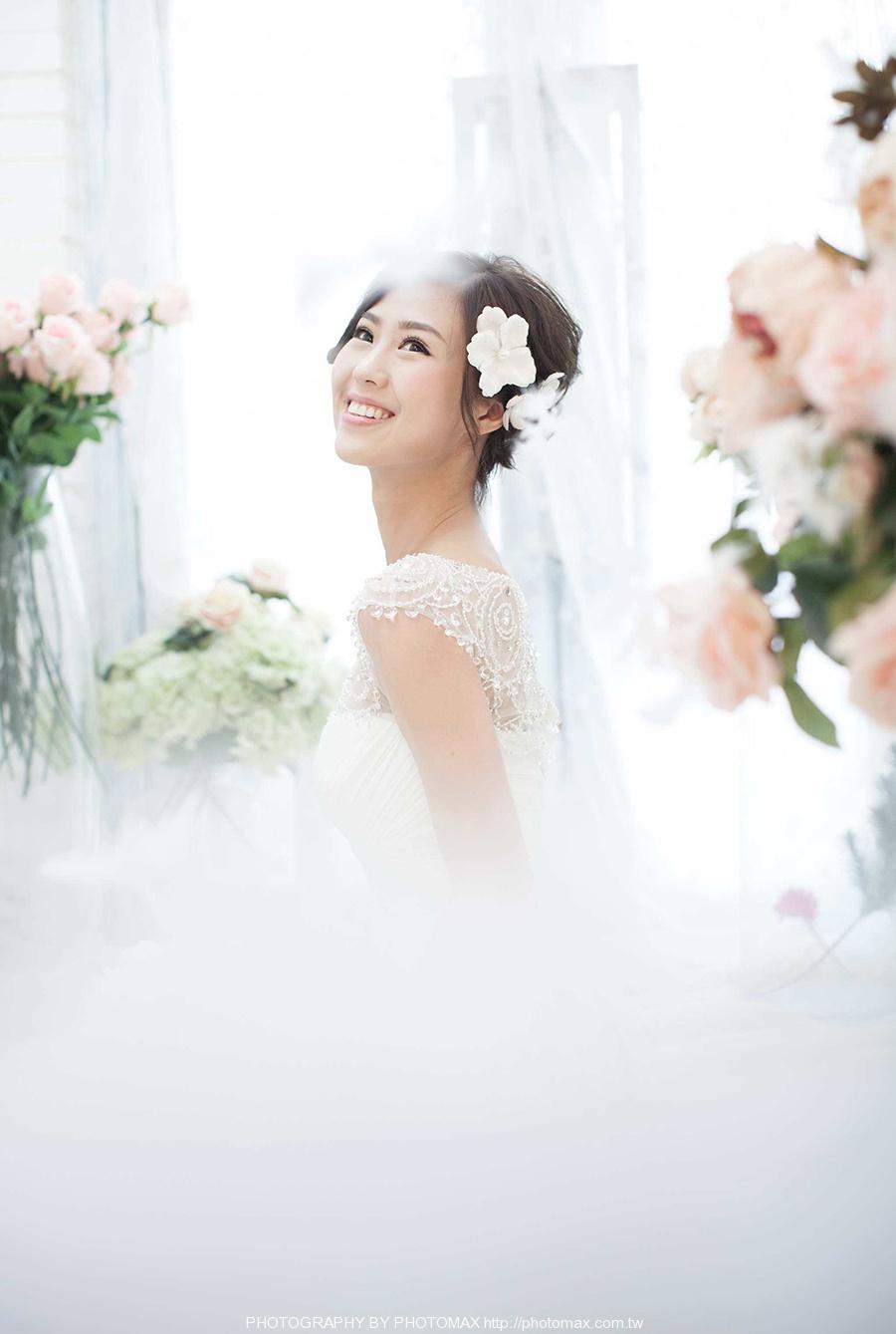 花语 PHOTO MAX 老麦摄影 韩式婚纱摄影 婚纱摄影 (3)