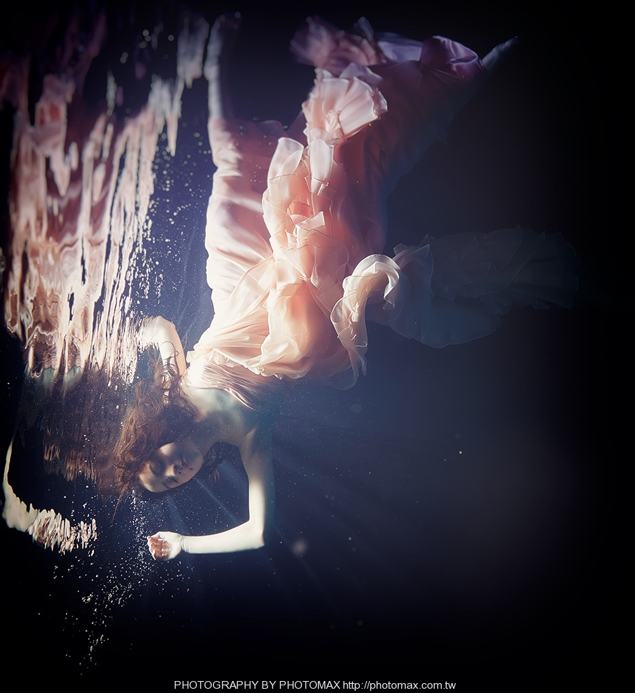 水下婚纱摄影 老麦摄影 创意婚纱摄影 (4)