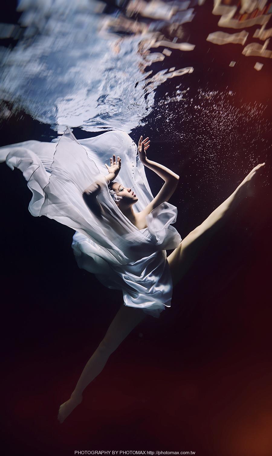 水下婚纱摄影 老麦摄影 创意婚纱摄影 (6)