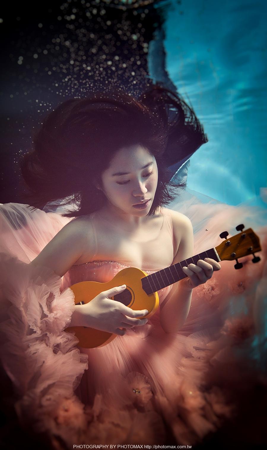 水下婚纱摄影 老麦摄影 创意婚纱摄影 (3)