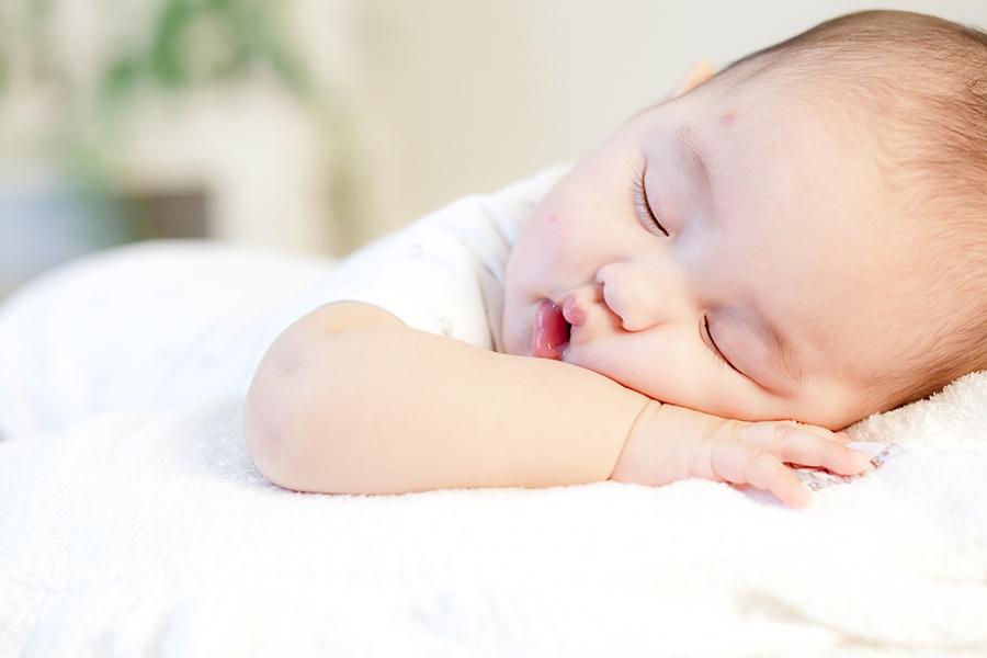 Sleep Baby 老麦摄影 宝宝照 (1)