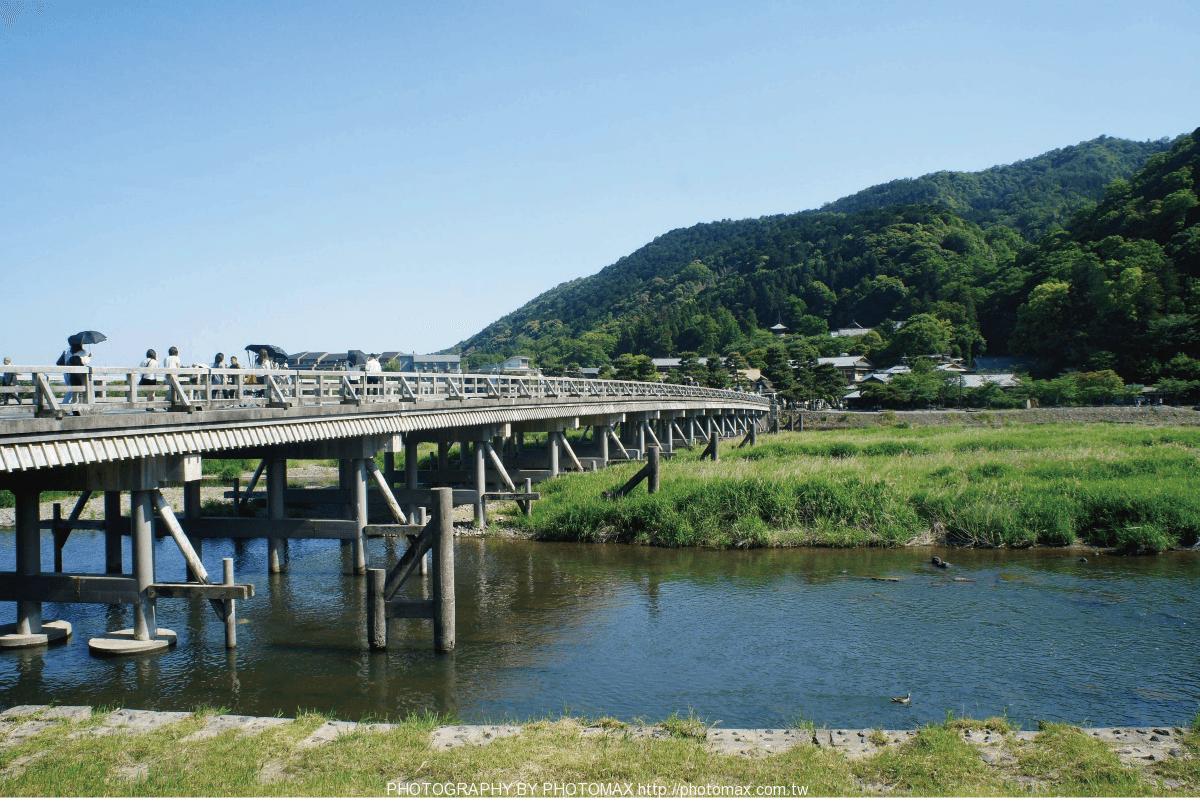 日本京都渡月橋-01-min